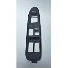 Drivers Side Window Switch Surround Left Hand Drive (USDM) 74232-17080-22 - Genuine Toyota - SW20 - NEW