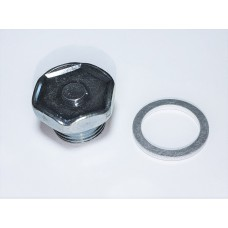 Transmission Fluid Drain Plug Bolt and Washer Set E153 S54 - Genuine Toyota - SW20, ZZW30, AW11 - NEW