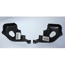Front Bumper Air Seals (FOG VERSION) 52543-17030 52544-17020 LAST PAIR - Genuine Toyota - SW20 - NEW
