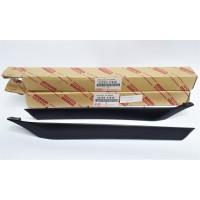 Rear Bumper Body Mouldings 52753-17010 52752-17010 LAST PAIR - Genuine Toyota - SW20 - NEW