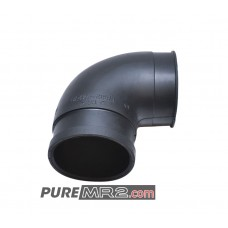 3SGTE CT20B (GEN 3) Turbocharger Intake Inlet Rubber Pipe Assembly - Genuine Toyota - SW20 - NEW