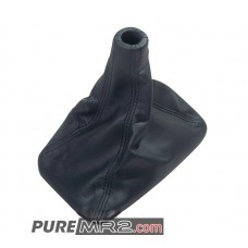 Gear Shift Boot Gaiter Cover BLACK - Genuine Toyota - SW20 - NEW