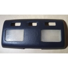 Interior Courtesy Light Cover - Grey or Black - Genuine Toyota - SW20 - USED