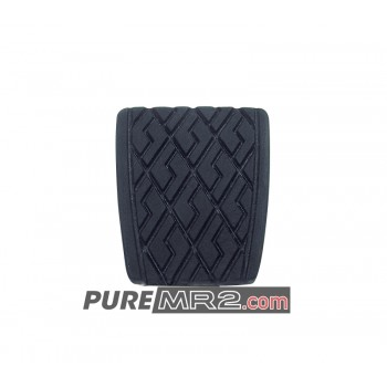 Manual Clutch and Brake Pedal Rubber Cover  - Genuine Toyota - SW20 - NEW