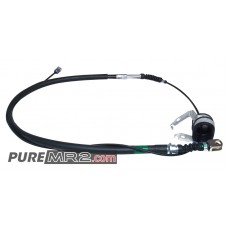 Rear LH Handbrake Cable - Genuine Toyota - SW20 - NEW