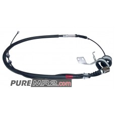 Rear RH Handbrake Cable - Genuine Toyota - SW20 - NEW