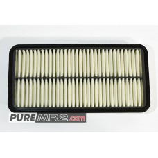 Original Air Filter Assembly - ALL YEARS Except Beams - 3SGE 3SGTE 5SFE 3SFE - SW20 SW21 - Genuine Toyota NEW