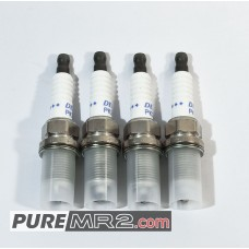 Original Platinum Spark Plug Set Genuine Toyota Denso 3SGE Up To 97 - SW20 - NEW