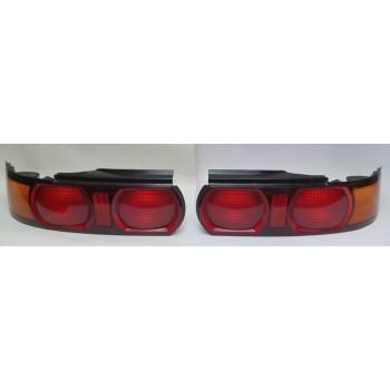 REV 3 Kouki Rear Tail Light Assembly - PAIR - Genuine Toyota - SW20 - PREMIUM USED